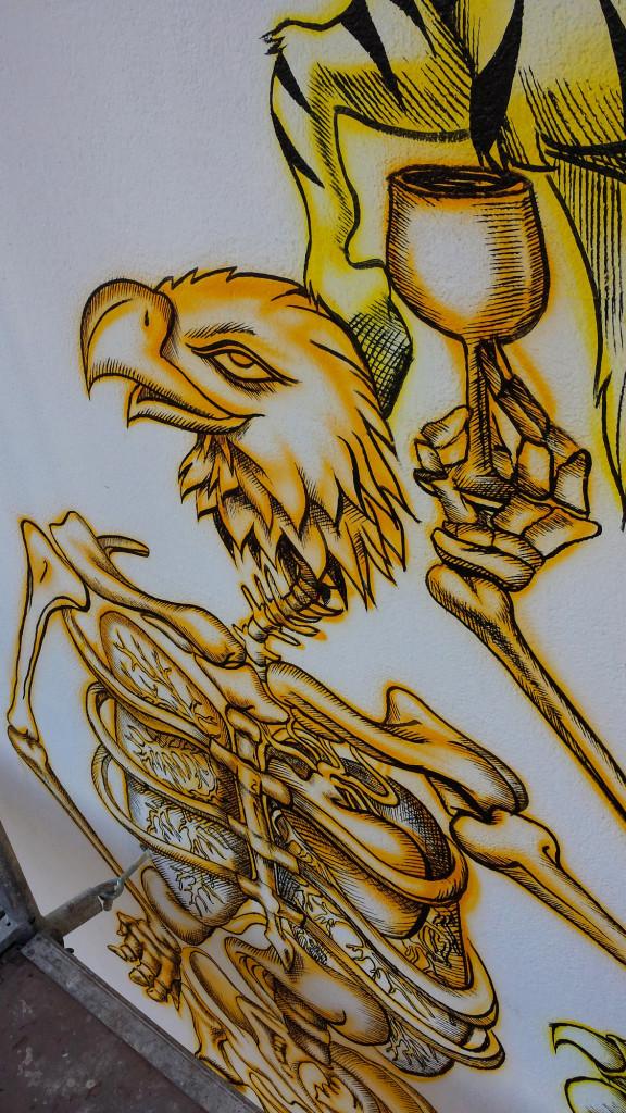 Detail-Adler